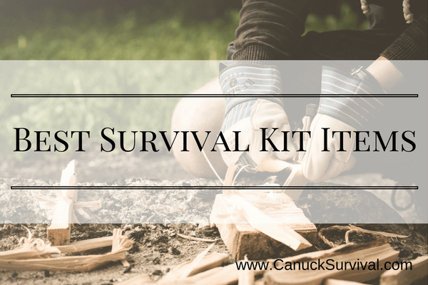 Best Survival Kit Items