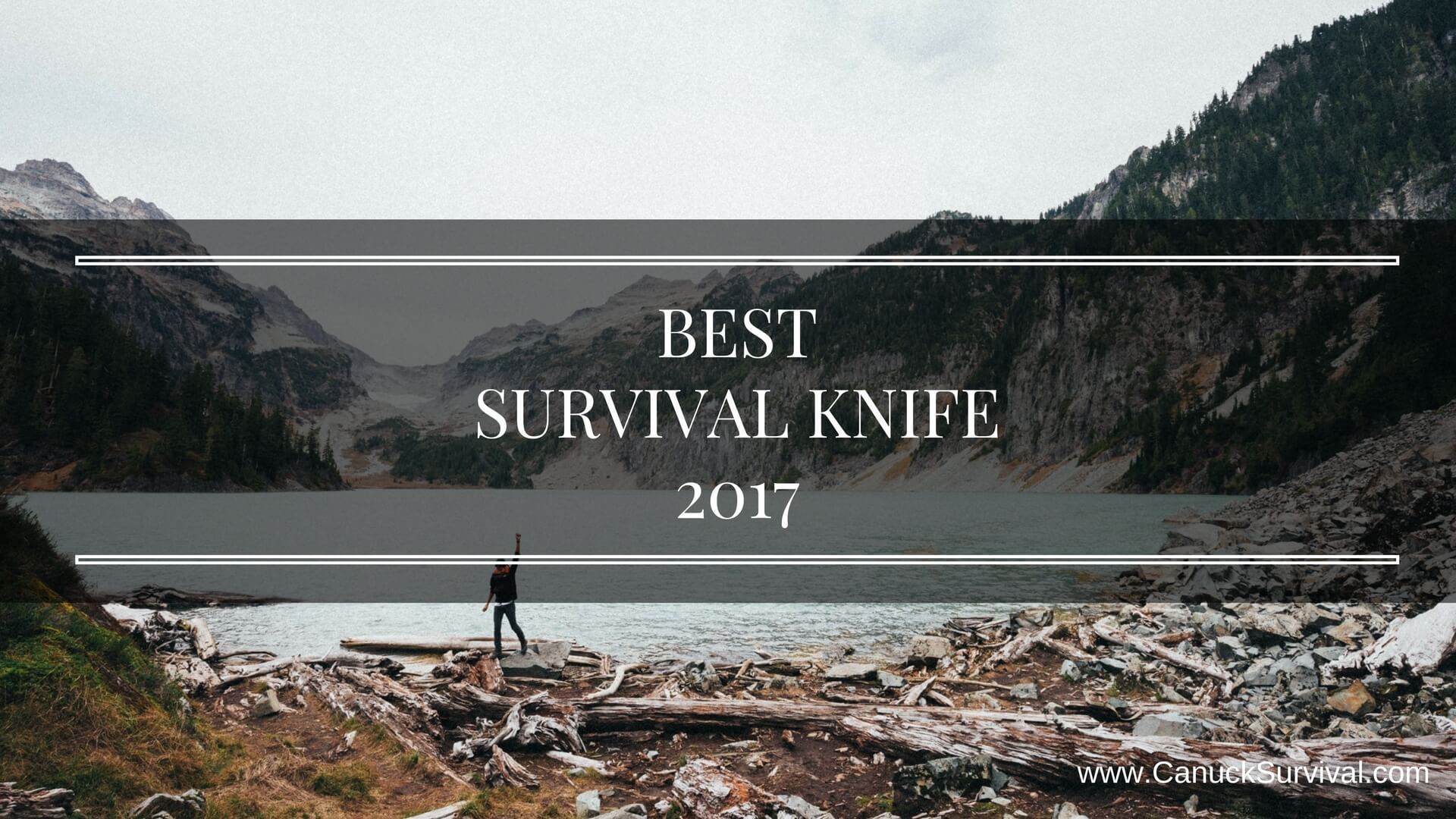 Best Survival Knife 2017